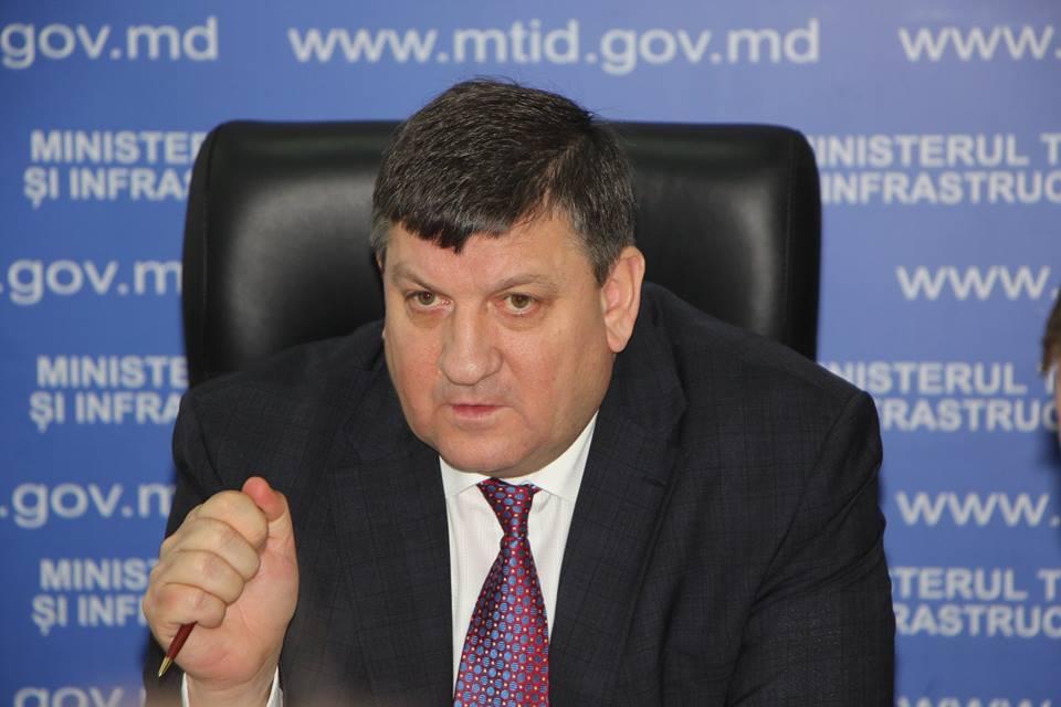 ministrul Iurie Chirinciuc